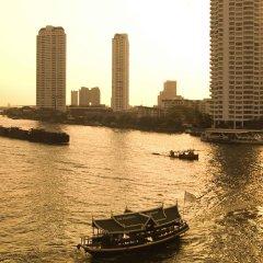 Отель Ibis Bangkok Riverside пляж