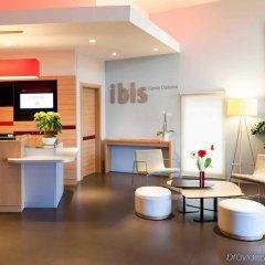 Отель Ibis Barcelona Santa Coloma Испания, Санта-Колома-де-Граманет - отзывы, цены и фото номеров - забронировать отель Ibis Barcelona Santa Coloma онлайн интерьер отеля