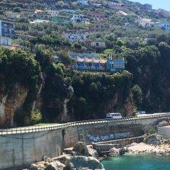 Отель Blue Dream пляж фото 2