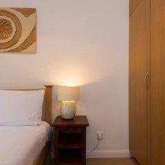 Апартаменты 1 Bedroom Apartment in Notting Hill Accommodates 2 Лондон комната для гостей фото 2
