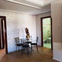 Апартаменты Furnished Apartment Casablanca спа