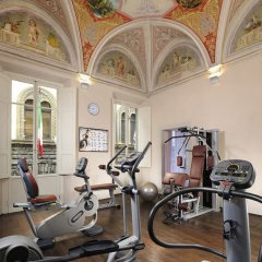 Grand Hotel Cavour фитнесс-зал