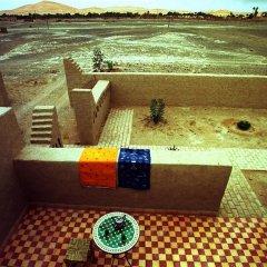 Отель Riad Les Flamants Roses Марокко, Мерзуга - отзывы, цены и фото номеров - забронировать отель Riad Les Flamants Roses онлайн бассейн