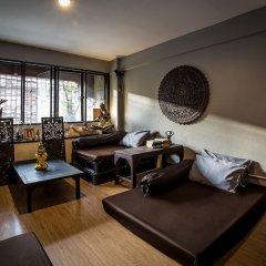 Born Free Hostel Vista Бангкок комната для гостей фото 3