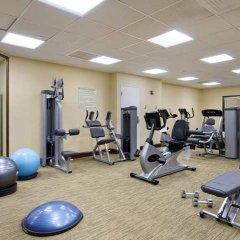 Отель Hilton St. Louis Downtown Сент-Луис фитнесс-зал фото 3