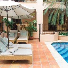 Отель Acanto Playa Del Carmen, Trademark Collection By Wyndham Плая-дель-Кармен бассейн фото 2