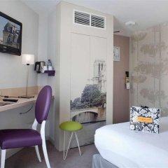 Отель Mercure Paris Notre Dame Saint Germain Des Pres в номере