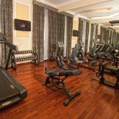 Отель Ambasciatori Palace Hotel Италия, Рим - 4 отзыва об отеле, цены и фото номеров - забронировать отель Ambasciatori Palace Hotel онлайн фитнесс-зал фото 2