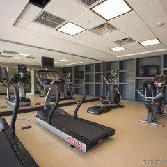 Отель Comfort Suites Lake City Лейк-Сити фитнесс-зал