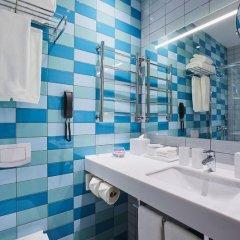 Гостиница Миротель Новосибирск 4* Стандартный номер с разными типами кроватей фото 17
