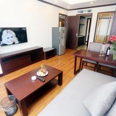 Lenid Hotel Tho Nhuom комната для гостей фото 5