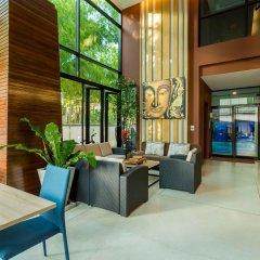 Moxi Boutique Hotel интерьер отеля фото 2