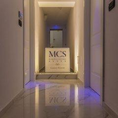 Отель Marina Centro Suite Римини интерьер отеля