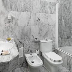 Отель Elba Motril Beach & Business Испания, Мотрил - отзывы, цены и фото номеров - забронировать отель Elba Motril Beach & Business онлайн ванная