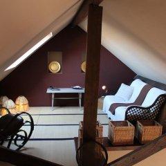 Отель B&B Les Habitats Nomades Бельгия, Брюссель - отзывы, цены и фото номеров - забронировать отель B&B Les Habitats Nomades онлайн комната для гостей фото 3