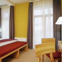 Tulip Inn Roza Khutor Hotel Красная Поляна комната для гостей фото 5