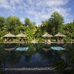 Отель Pilgrimage Village Hue Вьетнам, Хюэ - отзывы, цены и фото номеров - забронировать отель Pilgrimage Village Hue онлайн бассейн