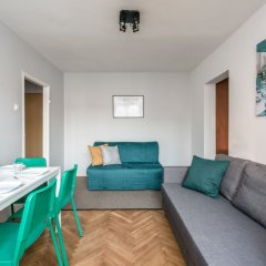 Апартаменты Chill Apartments Downtown комната для гостей фото 2