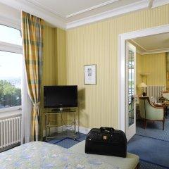 Отель Eden Au Lac Швейцария, Цюрих - отзывы, цены и фото номеров - забронировать отель Eden Au Lac онлайн комната для гостей фото 2