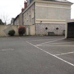 Отель Alcyon Франция, Сомюр - отзывы, цены и фото номеров - забронировать отель Alcyon онлайн парковка