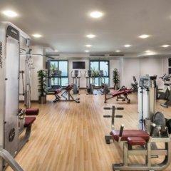 Отель The Ajman Palace фитнесс-зал фото 4