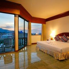 Отель Jiraporn Hill Resort комната для гостей фото 2