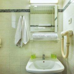 Отель Aegeon Hotel Греция, Салоники - 4 отзыва об отеле, цены и фото номеров - забронировать отель Aegeon Hotel онлайн ванная