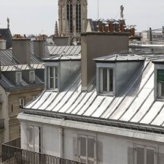 Отель LEMPIRE Париж бассейн фото 2