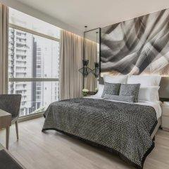 Отель Ascott Orchard Singapore Сингапур, Сингапур - отзывы, цены и фото номеров - забронировать отель Ascott Orchard Singapore онлайн комната для гостей фото 3