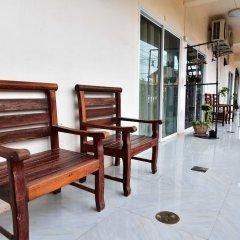 Отель Bann Ongsakul Ланта балкон