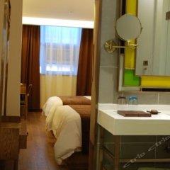 Отель James Joyce Coffetel Китай, Сиань - отзывы, цены и фото номеров - забронировать отель James Joyce Coffetel онлайн комната для гостей