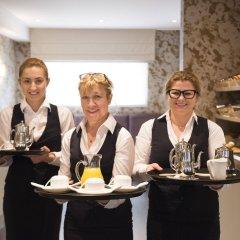 Отель Aragon Hotel Бельгия, Брюгге - 4 отзыва об отеле, цены и фото номеров - забронировать отель Aragon Hotel онлайн питание фото 3