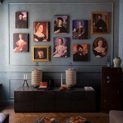Отель Le Quattro Dame Luxury Suites Рим интерьер отеля