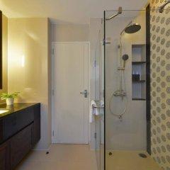 Отель At Mind Serviced Residence Таиланд, Паттайя - 1 отзыв об отеле, цены и фото номеров - забронировать отель At Mind Serviced Residence онлайн ванная фото 2