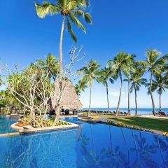 Отель The Westin Denarau Island Resort & Spa, Fiji Фиджи, Вити-Леву - отзывы, цены и фото номеров - забронировать отель The Westin Denarau Island Resort & Spa, Fiji онлайн пляж
