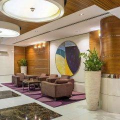 Отель Hilton Dubai The Walk интерьер отеля фото 2