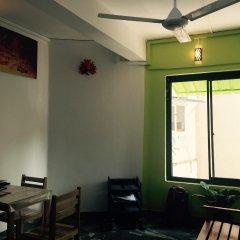 Colombo Downtown Monkey Hostel питание