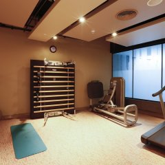 Radisson Blu Hotel Istanbul Asia фитнесс-зал фото 2