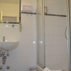 Отель Jahrhunderthotel Leipzig ванная