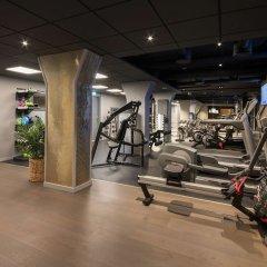 Отель Scandic St Olavs Plass спортивное сооружение