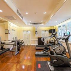Отель Wora Bura Hua Hin Resort and Spa фитнесс-зал