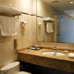Jingtailong International Hotel ванная