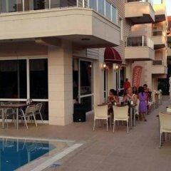 Seven Hotel Мармарис бассейн