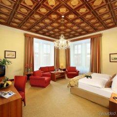 Отель Grandhotel Brno Брно спа