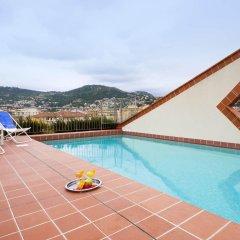Отель Aparthotel Adagio access Nice Acropolis бассейн
