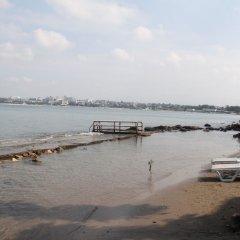 Side Kleopatra Beach Hotel Турция, Сиде - 1 отзыв об отеле, цены и фото номеров - забронировать отель Side Kleopatra Beach Hotel онлайн приотельная территория фото 2