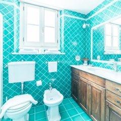 Отель Casa Romana Флоренция ванная фото 2