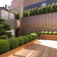 Отель Hyllit Hotel Бельгия, Антверпен - 1 отзыв об отеле, цены и фото номеров - забронировать отель Hyllit Hotel онлайн