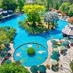 Отель Duangjitt Resort, Phuket Пхукет бассейн фото 3