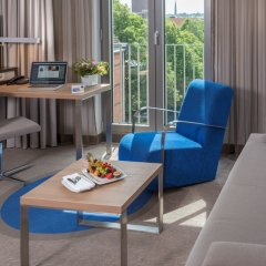Dorint Hotel Hamburg Eppendorf комната для гостей